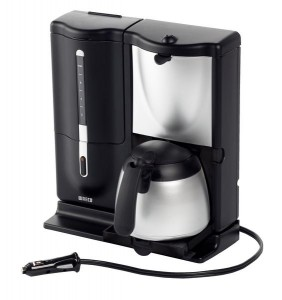 Ekspres do kawy Coffee-Maker de Luxe na 8 filiżanek, 12 V Dometic